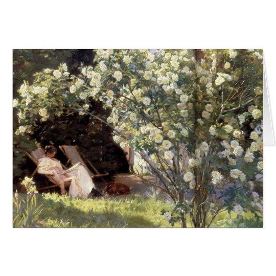 Kroyer's Les Roses Card