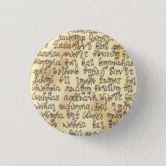 Kruelt Letter 3 Cm Round Badge