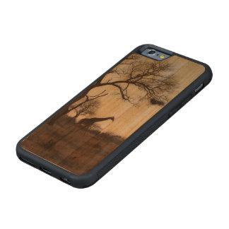 Kruger Giraffe Cherry iPhone 6 Bumper Case