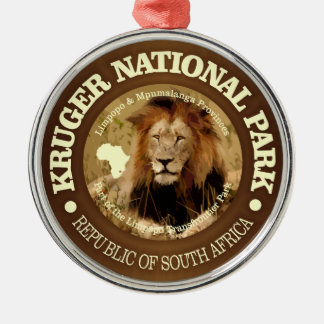 Kruger National Park (C) Christmas Ornament