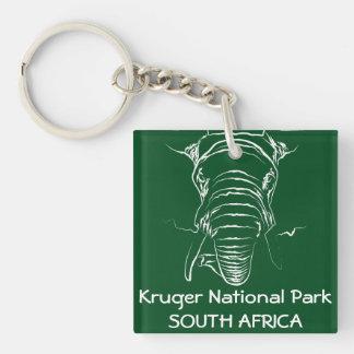 Kruger National Park Key Chains