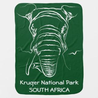 Kruger National Park Receiving Blanket