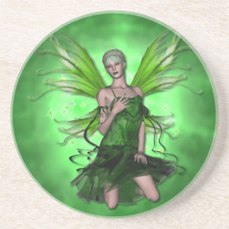 KRW Absinthe the Green Faery Fantasy Coaster