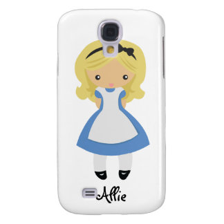 KRW Alice in Wonderland Custom Galaxy S4 Case