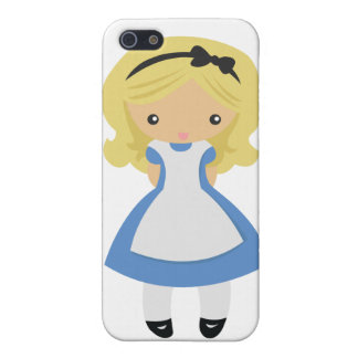 KRW Alice in Wonderland  iPhone 5/5S Cover