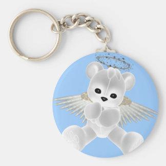 KRW Angel Teddy Key Chains
