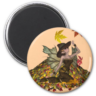 KRW Autumn Faery Magnet
