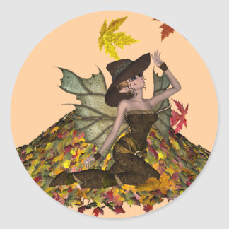 KRW Autumn Faery Sticker