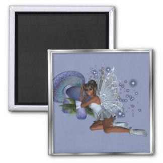 KRW Blue Lace Faery 2 Magnet
