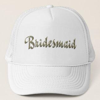 KRW Bridesmaid Wedding Party Hat