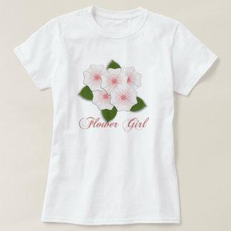 KRW Cherry Blossom Flower Girl T-Shirt