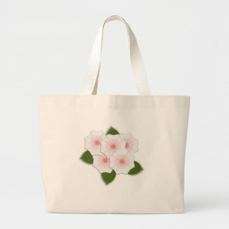 KRW Cherry Blossoms Large Tote Bag