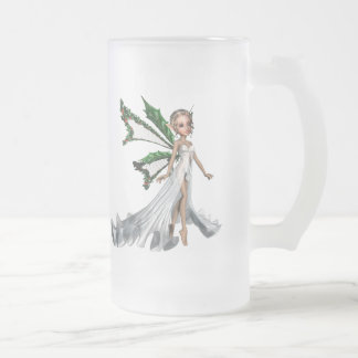 KRW Christmas Angel Frosted Mug