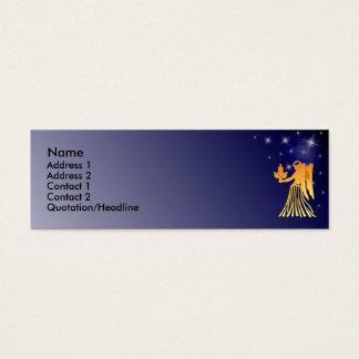 KRW Custom Virgo Zodiac Sign Profile Card