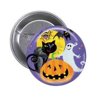 KRW Cute Halloween Pals Pin