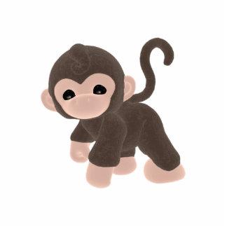 KRW Cute Lil' Monkey Photo Sculpture