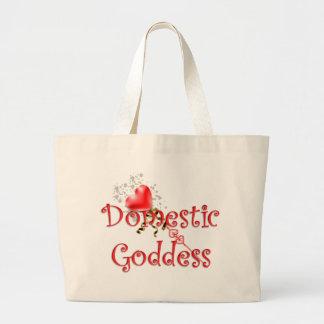 KRW Domestic Goddess Large Tote Bag
