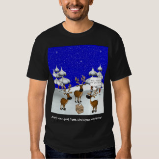KRW Don't You Hate Christmas Shopping Funny Shirt