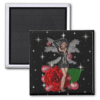 KRW Elegant Rose Faery Magnet