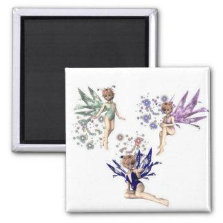 KRW Fairy Trio Magnet