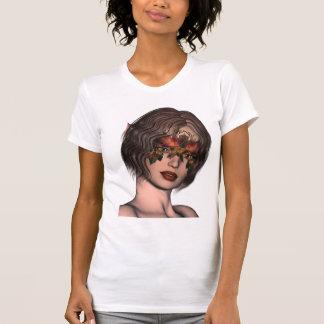 KRW Fall Masked Faery T Shirt
