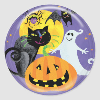 KRW Fun Halloween Pals Sticker