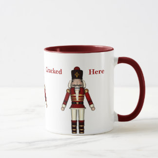 KRW Get Your Nuts Cracked Here Mug