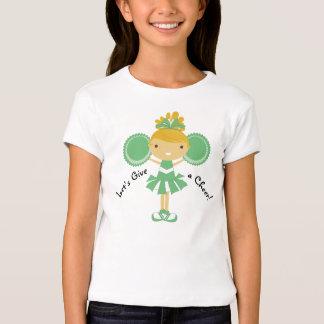 KRW Green Cheerleader Party T-Shirt