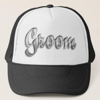 KRW Groom Cap