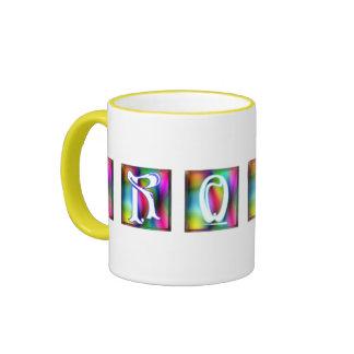 KRW Groovy Mug