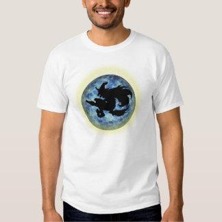 KRW Halloween Witch Moon Shadow Shirt