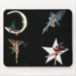 KRW Heavenly Bodies Faeries Mouse Pad