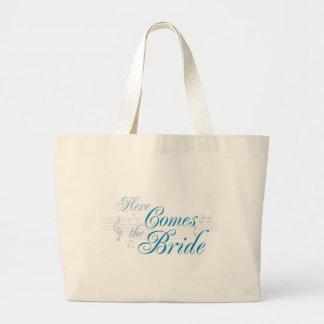 KRW Here Comes the Bride Tote