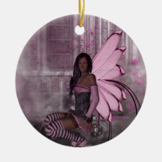 KRW In the Midnight Mist Faery Fantasy Ornament