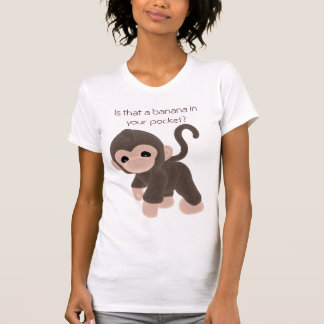 KRW Is that a banana in your pocket? T-Shirt