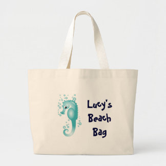 KRW Kid's Custom Seahorse Beach Bag