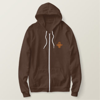 KRW Ladies Autumn Monogram Hoodie