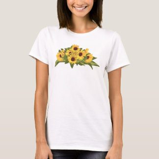 KRW Ladie's Sunflower Shirt