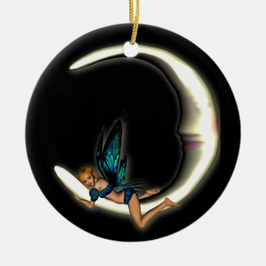 KRW Luna Faery Ornament