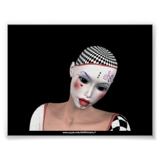 KRW Mime Poster