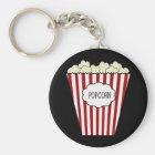 KRW Movie Theatre Popcorn Keychain