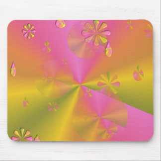KRW Psychedelic Showers Mouse Pad