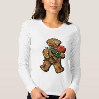 KRW Retro Gingerbreadman Shirt