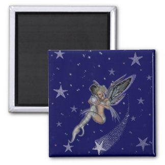 KRW Shooting Star Faery Square Magnet