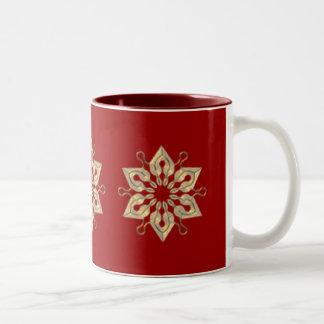 KRW Snowflake Mug