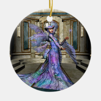 KRW The Fairy Godmother Fantasy 2 Sided Ornament