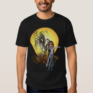 KRW Vampire by the Full Moon Halloween Tshirts