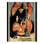 KRW Vintage Halloween Greetings