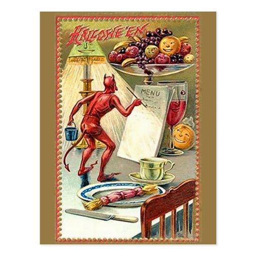 KRW Vintage Halloween Post Cards