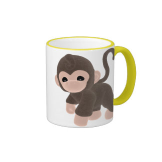 KRW Want to monkey around? Coffee Mugs